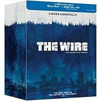 The Wire: The Complete Series (Blu-ray + Digital HD) $  39.91 + Free Shipping
