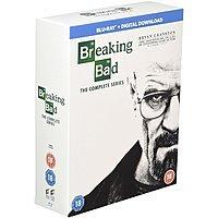 Breaking Bad: The Complete Series (Region Free Blu-ray + Digital HD) $33 Shipped