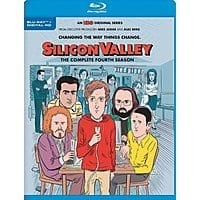 Silicon Valley (Blu-ray + Digital HD): Season 1, Season 2, Season 3 $  9.99 Each, Season 4 $  6.99 + Free Shipping @ Best Buy