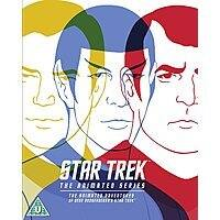 Star Trek: The Animated Series (Region Free Blu-ray) $  12.85 Shipped