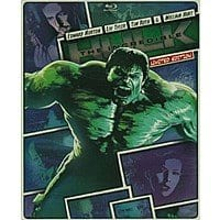 Steelbook Blu-ray Movies: The Incredible Hulk (2008), The Blues Brothers (1980), Psycho (1960), The Chronicles of Riddick $7.99 Each or $6.99 Each w/ Pickup Discount