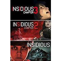 Insidious Trilogy (Digital HD) $  9.99 @ Apple iTunes