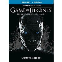 Game of Thrones: Season Seven (Blu-ray + Digital HD) $  31.99 + Free Store Pickup @ Best Buy