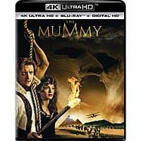 Fry's Email Exclusive: The Mummy or The Mummy Returns (4K UHD + Blu-ray + Digital HD) $9.99 Each + Free Store Pickup @ Fry's