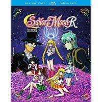 Anime: Sailor Moon R: The Movie (Blu-ray + DVD) $13.99, K Missing Kings (Blu-ray + DVD) $11.99 + Free Store Pickup @ Best Buy