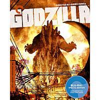 Criterion Blu-rays: Godzilla 1954, The Blob 1958, The Beatles: A Hard Day's Night 1964 $18.96 Each & More @ Walmart & Amazon