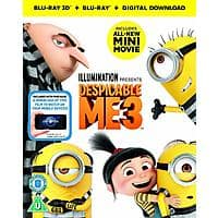 Region Free 3D Blu-rays: Despicable Me 3 or Sing $9.90 & More