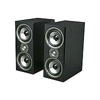 Polk Audio Monitor40 Series II Two-Way Bookshelf Loudspeaker (Black) Pair - $97.99 + Free Shipping.