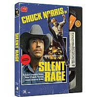 Silent Rage Retro VHS Look Pre-Order (Blu-ray) $  8.79 & More + Free Shipping @ Amazon