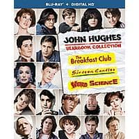 John Hughes Yearbook Collection (Blu-ray + Digital HD) $13 + Free Shipping