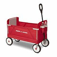 Radio Flyer 3-in-1 EZ Folding Wagon for Kids and Cargo $52.99 + Free Shipping @ Target