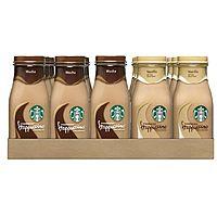 20-Pk 9.5-Oz Starbucks Frappuccino Drink Glass Bottles + $10 Target Gift Card $25 + Free Store Pickup @ Target