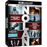 Christopher Nolan 4K Collection (4K Ultra HD + Blu-ray) $61 Shipped @ Amazon Italy