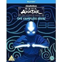 Avatar The Last Airbender: The Complete Series (Region Free Blu-ray) $20 Shipped @ Amazon UK