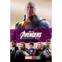 Marvel Movies (Digital HD): Ant-Man and the Wasp, Avengers: Infinity War, Captain America: Civil War $9.99 Each & More @ Apple iTunes, Vudu, Amazon & FandangoNow