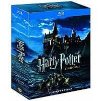 Harry Potter: Complete 8-Film Collection (Region Free Blu-ray) $21 Shipped @ Amazon France