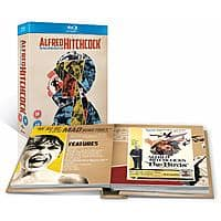Alfred Hitchcock: 14-Movie Masterpiece Collection (Region Free Blu-Ray) $25.90