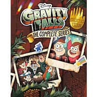Gravity Falls: The Complete Series Collector's Edition (Blu-ray) $47.99 + Free Shipping