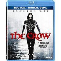 The Crow (Blu-ray + Digital HD) $5 + Free Store Pickup