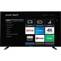 "58"" Sharp LC-58Q7370U 4K UHD HDR Roku Smart LED HDTV $349.99 + Free Shipping @ Best Buy"