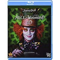 Ebay Coupon Deal: Blu-ray 3D Movies: Monster House or Alice in Wonderland $5 each & More + Free S&H