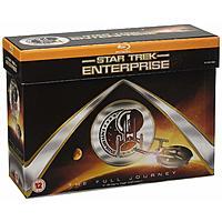 Star Trek: Enterprise: The Full Journey (Region Free Blu-ray) $30.83 Shipped @ Amazon UK
