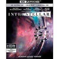 Interstellar (4K UHD + Blu-ray + Digital HD), Saving Private Ryan (4K UHD + Blu-ray + Digital) or Gladiator (4K UHD + Blu-ray + Digital) $14.99 Each & More @ Best Buy