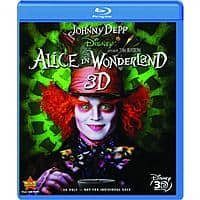 3D Movies: Alice In Wonderland $3.95, The Boss Baby, Everest, Cloudy with a Chance of Meatballs 2 $5.95 Each & More + SH
