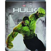 The Incredible Hulk Steelbook 2008 (Blu-ray + Digital) $8.95 Shipped
