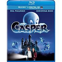Casper (Blu-ray + Digital HD) $4 + Free Shipping