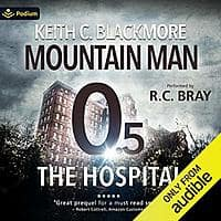 Audible Audiobooks: The Hospital: The Free Short Story: The First Mountain Man Free & More Image