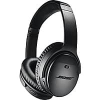 Bose QuietComfort 35 II Wireless Noise Cancelling Headphones (Black or Silver) $199 + Free Shipping