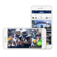 Free - Stream Live L.A. Chargers games the entire season via Official Team App Image