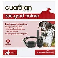 Guardian by PetSafe 300-Yard Remote Trainer $  54.62 @ walmart.com - Free pickup today at most locations