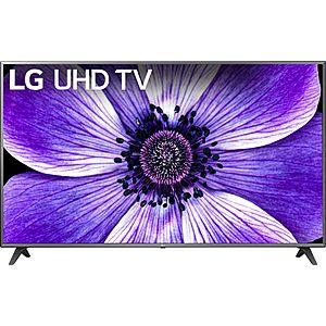 LG 75 inch 4K LED TV (UN6970) - $650