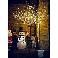 LED (600 ct) Cherry Blossom Tree, 8ft, $  110.39 AC/Shipped