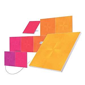 Costco members: Nanoleaf Canvas Smarter kit - $150, plus a few other Nanoleaf deals $149.99