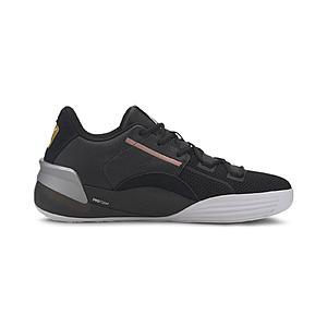 $43 PUMA Clyde Hardwood Metallic Men's Basketball Sneaker Shoes Free Shipping