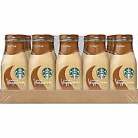 Starbucks Frappuccino, Coffee, 15 Count 9.5 oz  $11.89 (also mocha)
