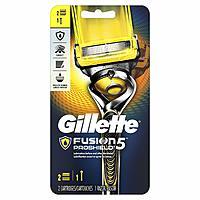 Gillette Men's Razors: Fusion5 ProShield Handle w/ 2-Ct Razor Refill $6.45 & More