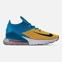 Men's NIKE AIR MAX 270 Flyknit Casual Shoes $50 + Shipping