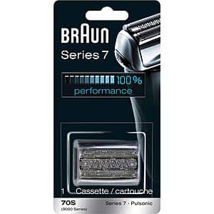 Braun Series 7 Electric Shaver Replacement Head - 70S -Compatible with Electric Razors 790cc, 760cc, 7850cc, 7865cc, 7880cc, 7893s, 740s - $23.55