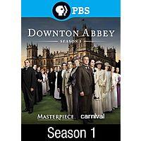 Downton Abbey Season 1 HD Digital free to own on Amazon.com