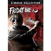 Friday the 13th Ultimate Collection DVD set $  9.96 Amazon Prime