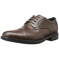 Bostonian Men's Delk Pace Oxford Dress Shoes in Brown $15.55 - $25.84  + Free Ship Amazon Prime