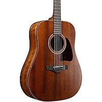 Ibanez Artwood Vintage Thermo Aged Solid Top Mahogany Acoustic Guitar Natural (AVD9MHOPN) $229.99 + Free S/H *Stupid Deal 2/12/19