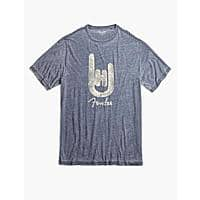 Lucky Brand: Men's Strong Boy Fleck Thermal Crew $6.39, Women's Tops from $8 + $30 off select orders of $100 / FS on $50+
