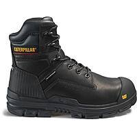 Men's CAT Composite Toe Boots:  Struts Waterproof  from $57.13, Crossbar Black (M) $75 at Home Depot  + Free S/H $55.13