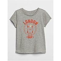 Gap Factory: Extra 30% Off + FS: Toddler Tees from $2.08, Boys' Graphic Polo Shirt $4.88, Girls' 3-Pack Leggings $7.34 | Women's Lightweight Puffer Jacket $18.91