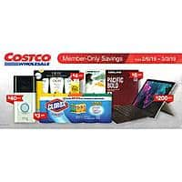 Costco: February 2019 Coupons and Promotions!